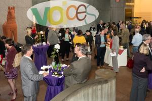 Voices Pic wLogo